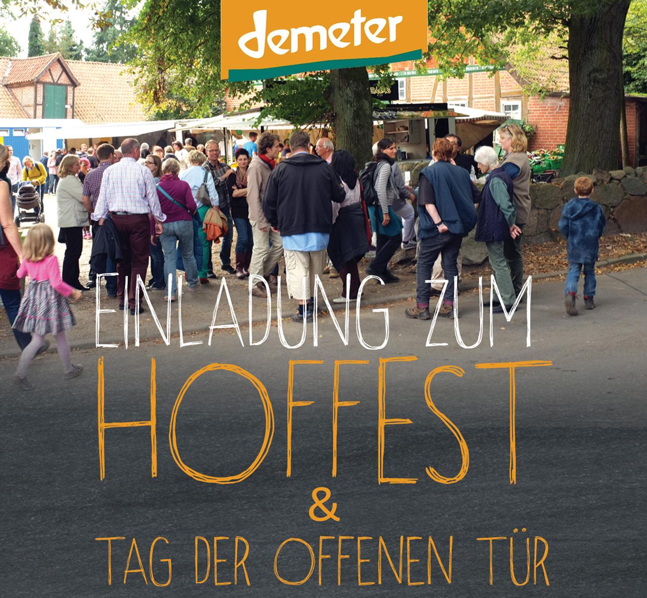Harwege Hoffest 2015 Bild