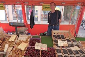 Alles für den sommerlichen Obstsalat gibt es beim Obsthandel Görtz