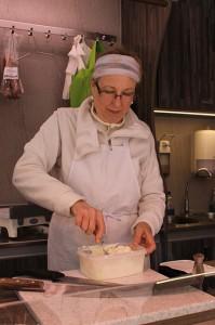 Käsehandel Wenzlaff – hier wird noch alles selbst gemacht.