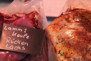Lammfleisch – traditionell an Ostern zubereitet, finden Sie bei unseren Fleischermeistern.